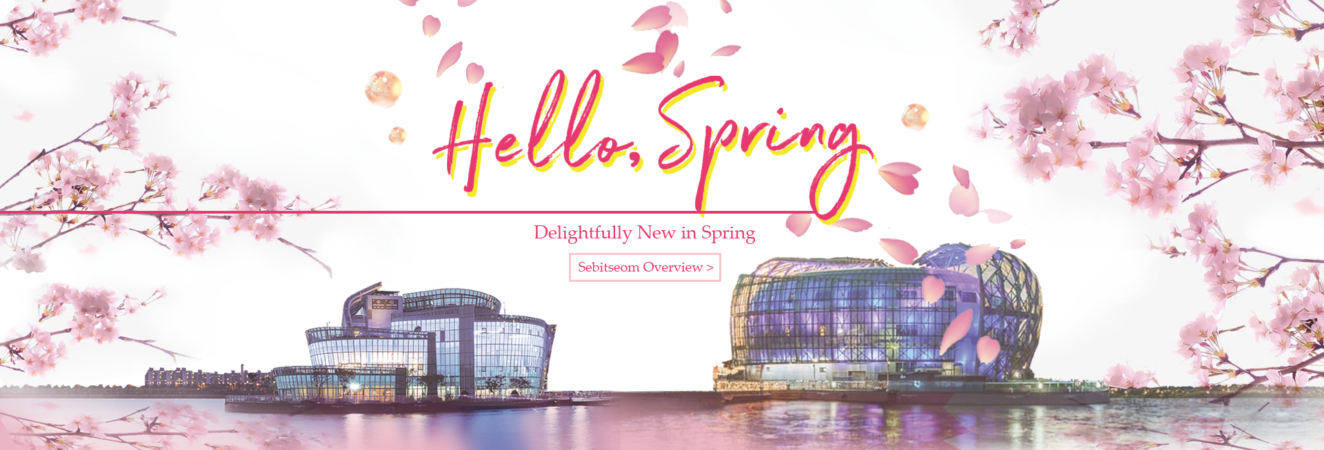 Hello Spring Delightly new in spring
